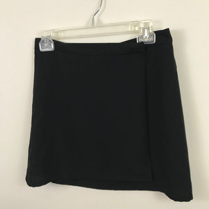 Forever 21 Black miniskirt